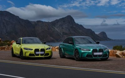 All-new BMW M3 Competition and M4 Competition Coupe now in SA, we have prices   Carletonville Herald