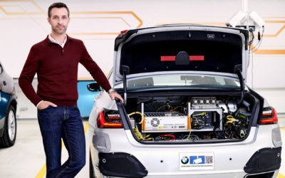 An Inside View Of BMW's Autonomous Driving Future