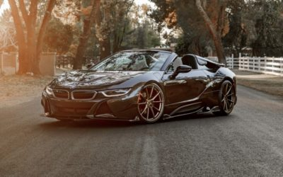 BMW i8 Roadster Carbon Edition gets tailored by Creative Bespoke – CAR