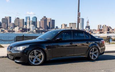 BaT Auction: 2008 BMW M5 6-Speed
