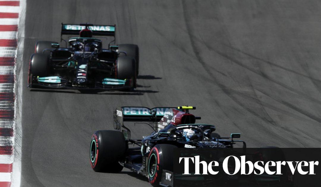 Valtteri Bottas edges out Hamilton to claim F1 Portuguese Grand Prix pole | Formula One | The Guardian