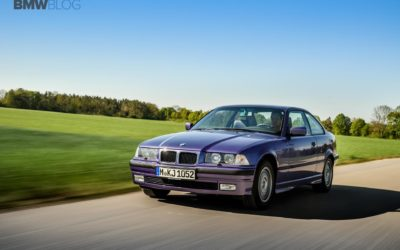 What was Your First Experience Driving a BMW?