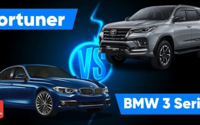 BMW 3 Series VS Toyota Fortuner : Is It Worth The Upgrade?