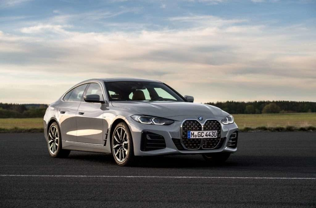 2022 BMW 4-Series Gran Coupe: Bigger, Bolder & More Aerodynamic