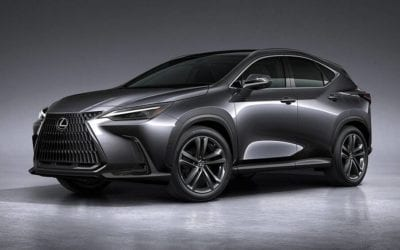 2022 Lexus NX revealed: Hybrid options double as BMW X3, Audi Q5, Volvo XC60 and Mercedes-Benz GLC rival follows Toyota RAV4 lead and plugs in