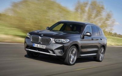 The new BMW X3 and the new BMW X4 – Tires & Parts News