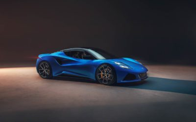 Lotus Emira Will be a Lightweight BMW M4 Rival