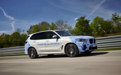 Everyday testing of BMW i Hydrogen NEXT with hydrogen fuel cell drive train begins – Tires & Parts News