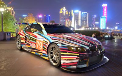 BMW Art Car collection going digital with Acute Art app