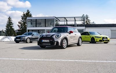 The BMW and MINI Driving Experience for people with disabilities – Tires & Parts News