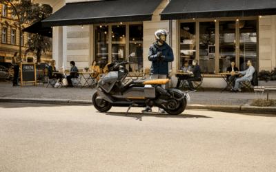 BMW Motorrad Unveils CE 04 Electric Scooter — urdesignmag