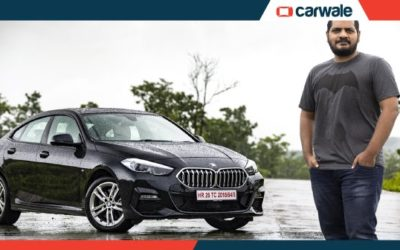 BMW 2 Series Gran Coupe 220i First Drive Review – CarWale