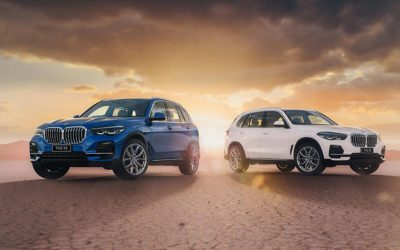 BMW X5 xDrive SportX Plus variant launched at Rs 77.9 lakhs
