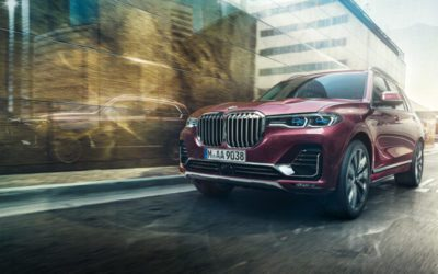 BMW X7 – This Car Was Not Made For The European Market – The Frisky