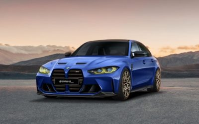 BMW M3 CS and M4 CS Coming in 2023