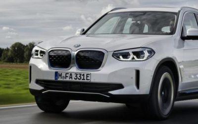 BMW New Zealand announces all-new BMW iX3 | AA New Zealand