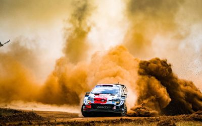 Safari Rally part of the WRC 2022 calendar released by FIA