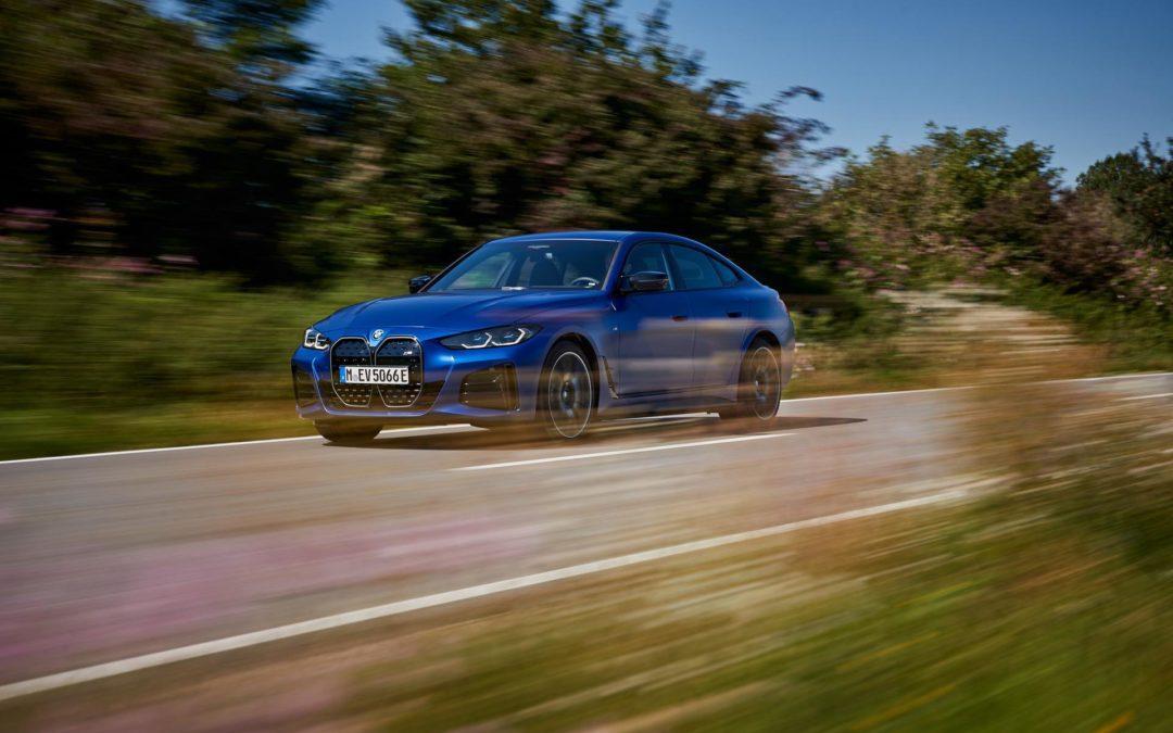 TEST DRIVE: 2022 BMW i4 M50 – An Impressive Electric Vehicle