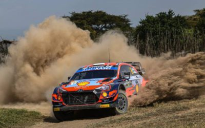 WRC announces return to New Zealand as 2022 calendar is unveiled – BlackBook